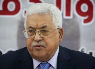 Der Präsident der Palästinensischen Autonomiebehörde, Mahmoud Abbas am 28. Oktober 2018 in Ramallah. Foto Flash90