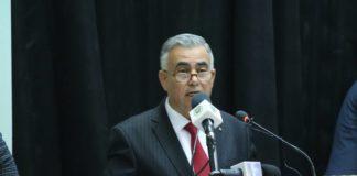 PA-Minister Hussein Al-A'araj. Foto Ministerium für Kommunalverwaltung/Facebook