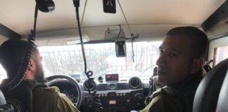 IDF-Rettungsbrigade im Einsatz. Foto zVg