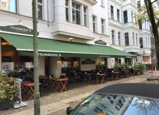 Feinbergs Restaurant in Berlin. Foto Restaurant Feinberg's Facebookseite