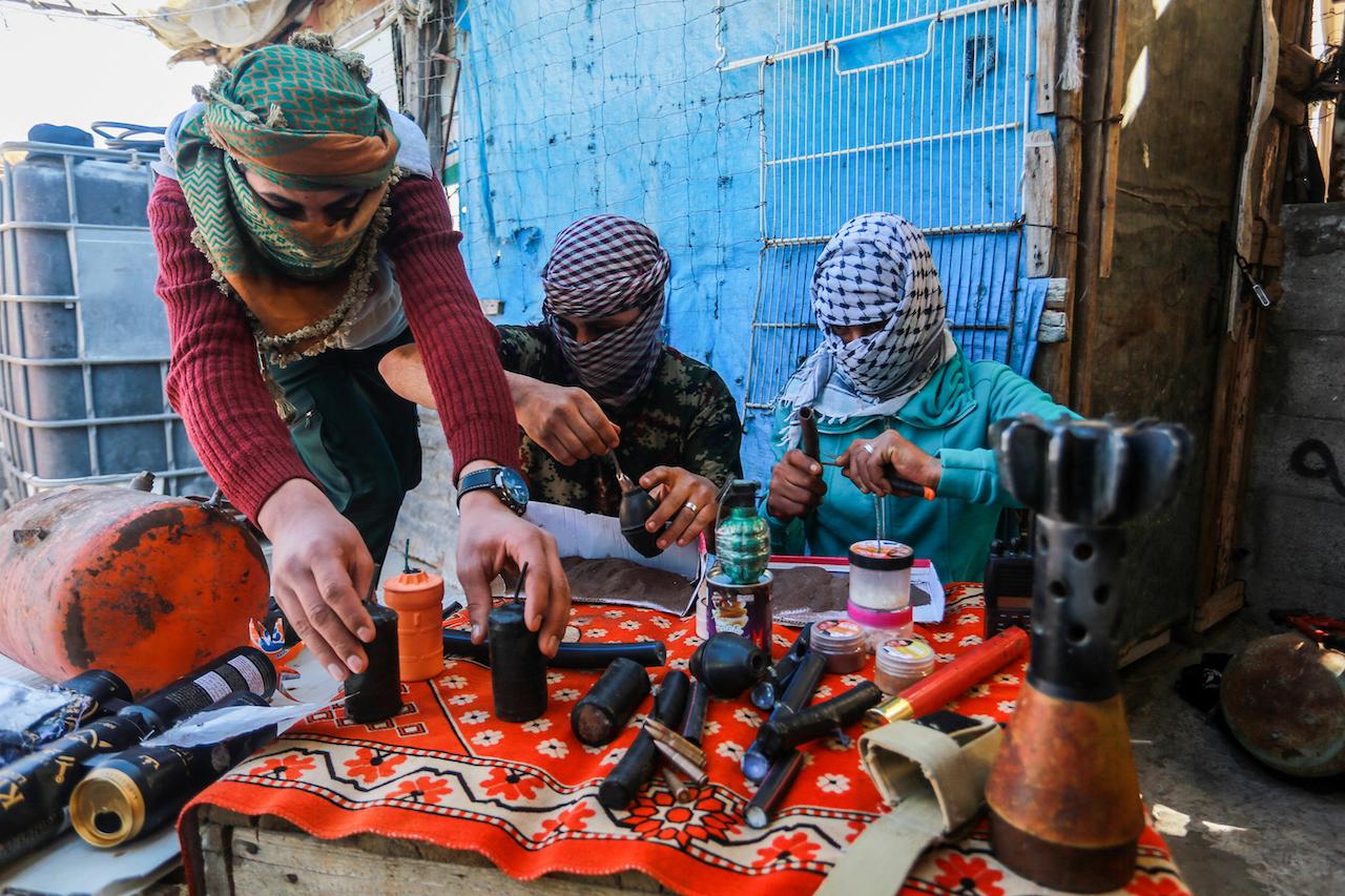 ARTE: Propaganda für Hamas