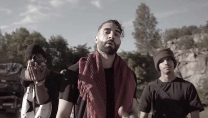 Screenshot Kaveh - The man / Youtube