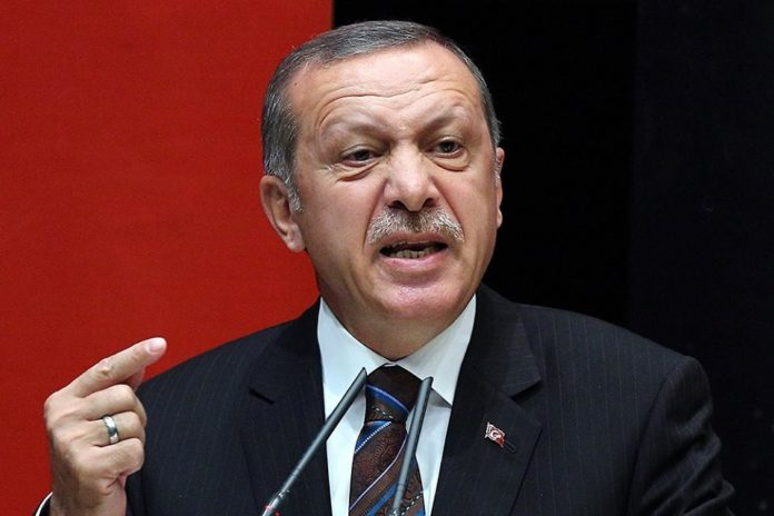 Recep Tayyip Erdogan. Foto ArtemAugust, CC BY-SA 4.0, https://commons.wikimedia.org/w/index.php?curid=65680740