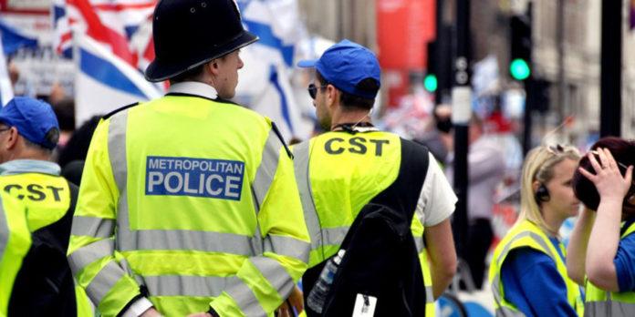 Die Community Security Trust arbeitet eng mit der Polizei zusammen. Foto Community Security Trust