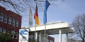 Friedrich-Ebert-Stiftung e.V. in Bonn. Foto Qualle, CC BY-SA 3.0, https://commons.wikimedia.org/w/index.php?curid=5820497