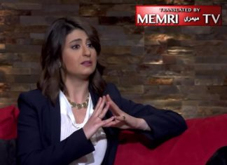 Maya Khadra. Foto Screenshot Youtube / Memri