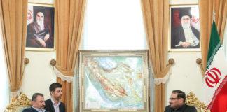 Die Hamas-Delegation unter der Führung von Saleh al-Arouri (Saleh Arouri) diese Woche im Iran. Foto Mehr News Agency/ CC 4.0.