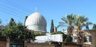 Kirche im Iran. Foto Ondřej Žváček, CC BY 2.5, https://commons.wikimedia.org/w/index.php?curid=17973238