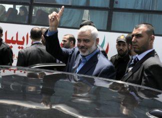 Hamas Vertreter Ismail Haniyeh. Foto Abed Rahim Khatib/Flash 90