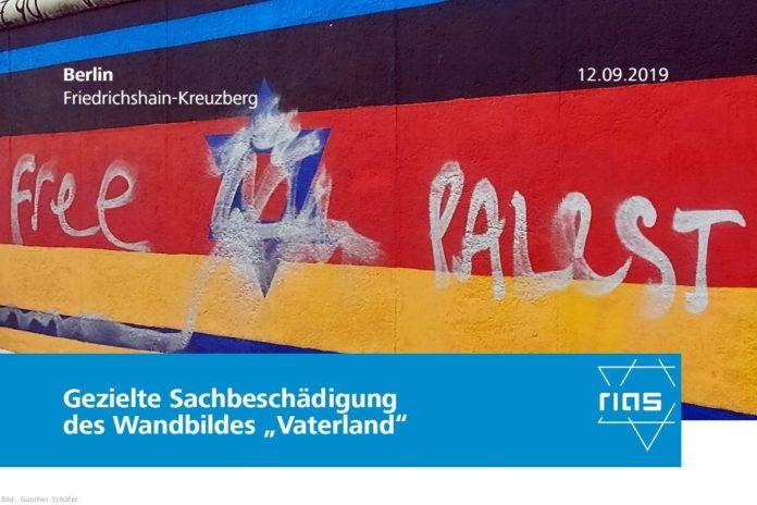 Foto Recherche- und Informationsstelle Antisemitismus - RIAS.