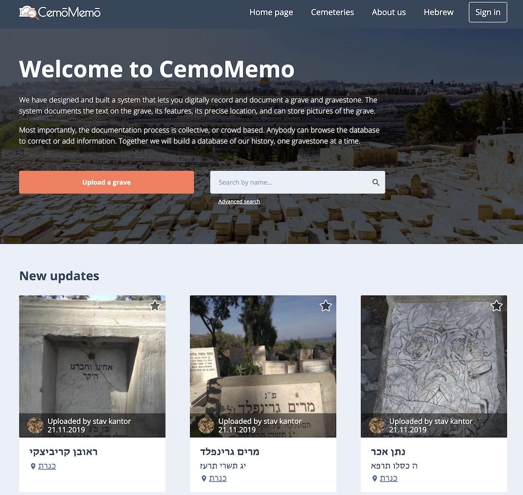 Screenshot CemoMemo