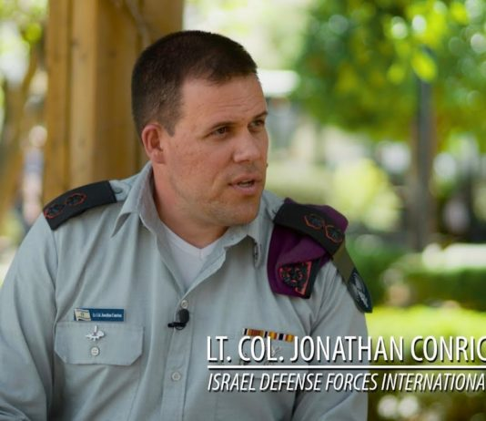 Jonathan Conricus. Foto Screenshot Youtube
