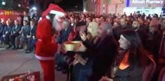 Für den palästinensischen Premierminister ist Jesus ein palästinensischer Guerillakämpfer. Foto Screenshot Youtube / Palestine TV