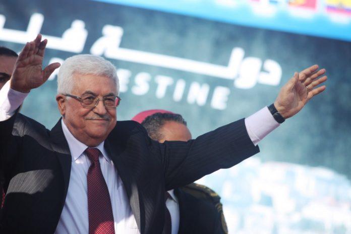Der Präsident der Palästinensischen Autonomiebehörde Mahmoud Abbas Foto Issam Rimawi/Flash90