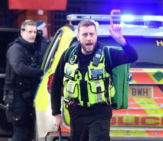 Terroranschlag in London am 29. November 2019. Foto Screenshot Youtube