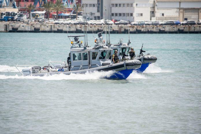 Symbolbild. IDF Defender Boot. Foto Kobi Richter/TPS