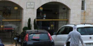 Israelische Christen bringen Nachschub in das vom Coronavirus befallene Bethlehem. Foto Jerusalemite Initiative