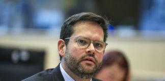 Lukas Mandl Abgeordneter der Europäischen Volkspartei (EVP) im EU-Parlament. Foto © European Union 2019 - Source : EP. Vincent VAN DOORNICK