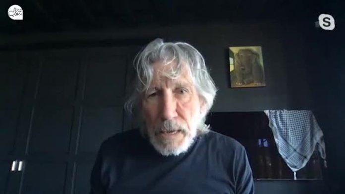 Roger Waters. Foto Screenshot Shehab News Agency