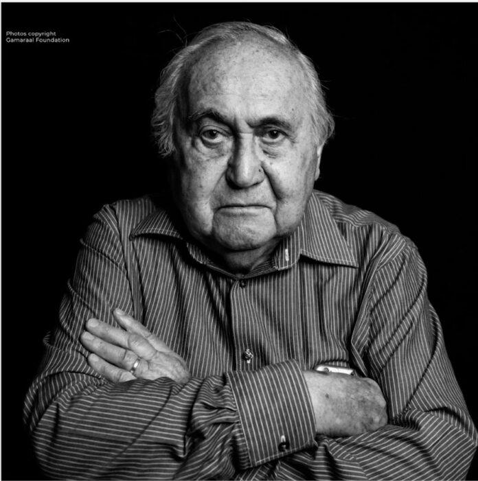 Gabor Hirsch. Foto Gamaraal Foundation
