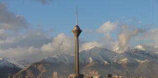 Der Borj-e Milad-Turm, ist ein Fernsehturm in der iranischen Hauptstadt Teheran und mit 435 Metern der höchste Turm des Landes und der sechsthöchste Fernsehturm der Welt. Foto Hassan Hedayatzadeh / Unsplash.com