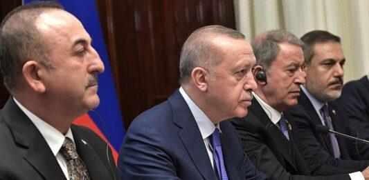 Der türkische Präsident Recep Tayyip Erdogan. Foto kremlin.ru, CC BY 4.0, https://commons.wikimedia.org/w/index.php?curid=86116874