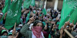 Hamas-Kundgebung am 14. Dezember 2019. Foto Majdi Fathi/TPS
