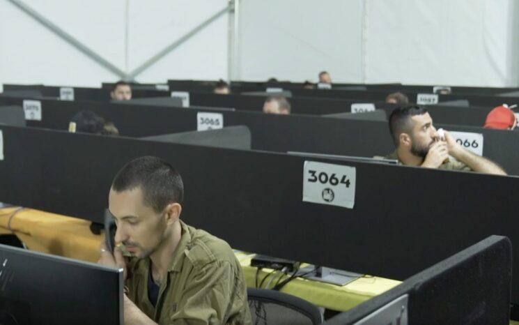 Coronavirus-Task Force. Foto IDF