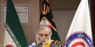 Mohsen Fakhrizadeh-Mahabadi. Foto Tasnim News Agency, CC BY 4.0, https://commons.wikimedia.org/w/index.php?curid=97081631