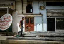 Eine Strasse in in Jordanien. Foto Craig Boudreaux / Unsplash.com