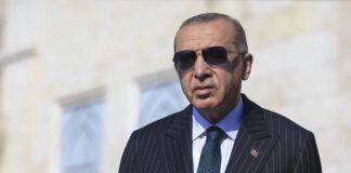 Der türkische Präsident Recep Tayyip Erdogan spricht am 18. September 2020 in Istanbul zu den Medien. Foto imago images / Xinhua