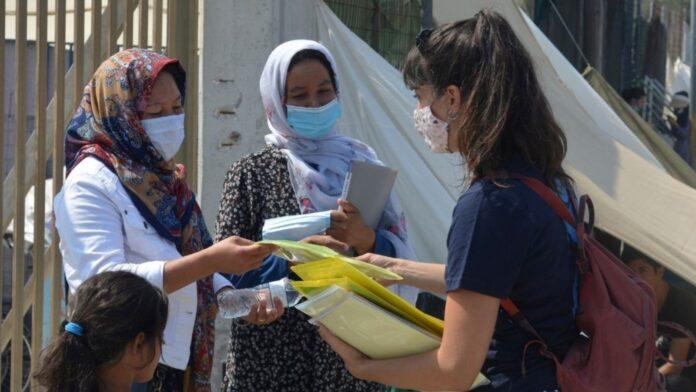 IsraAID-Mitarbeiterin in Guatemala. Foto zVg