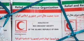 Hilfe für den Libanon asu dem Iran. Foto Fars News Agency, CC BY 4.0, https://commons.wikimedia.org/w/index.php?curid=92923435