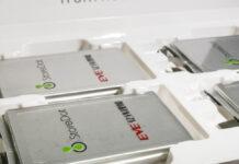 Schnellladebatterie von StoreDot. Foto StoreDot