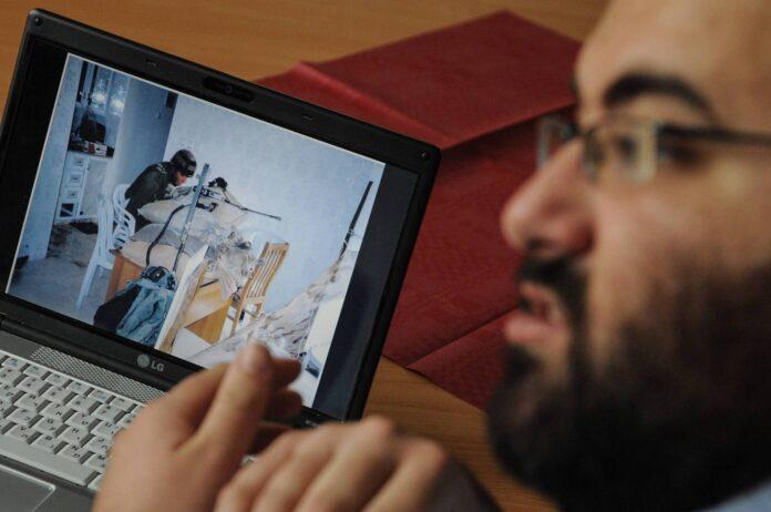 Yehuda Shaul, Gründer von Breaking the Silence. Foto IMAGO / Uwe Steinert