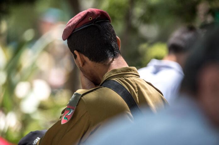 Yom Hazikaron 2019. Foto Kobi Richter/TPS