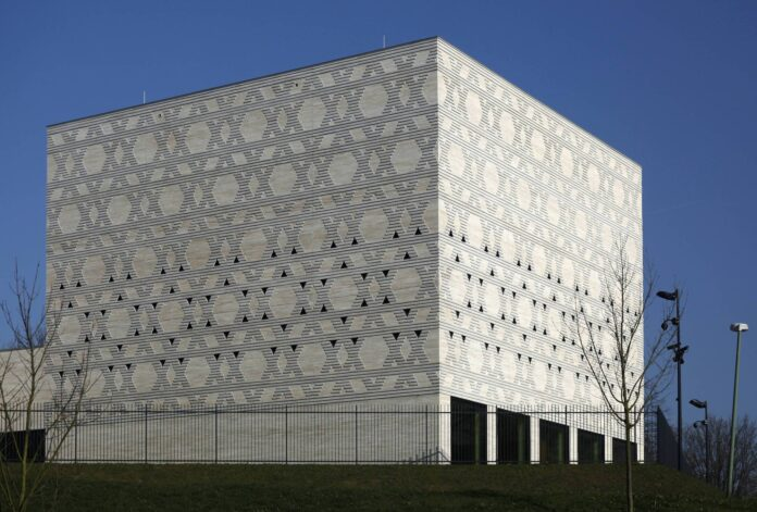 Neue Synagoge, Bochum, Nordrhein-Westfalen, Deutschland. Foto IMAGO / imagebroker