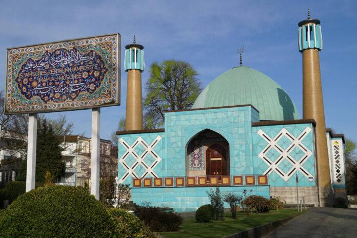 Iman-Ali-Moschee in Hamburg. Foto IMAGO / CHROMORANGE