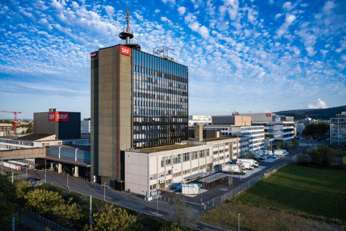 Foto SRF Schweizer Radio und Fernsehen