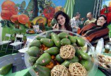 Symbolbild. Auf einer Landwirtschafts-Messe in Arava. Foto IMAGO / Xinhua