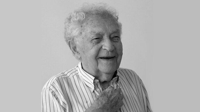 Der ehemalige Direktor der Holocaust-Gedenkstätte Yad Vashem, Yitzhak Arad, auf einem undatierten Foto. Foto Yad Vashem
