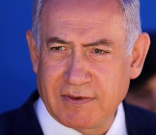 Der ehemalige israelische Premierminister Benjamin Netanjahu. Foto IMAGO / UPI Photo