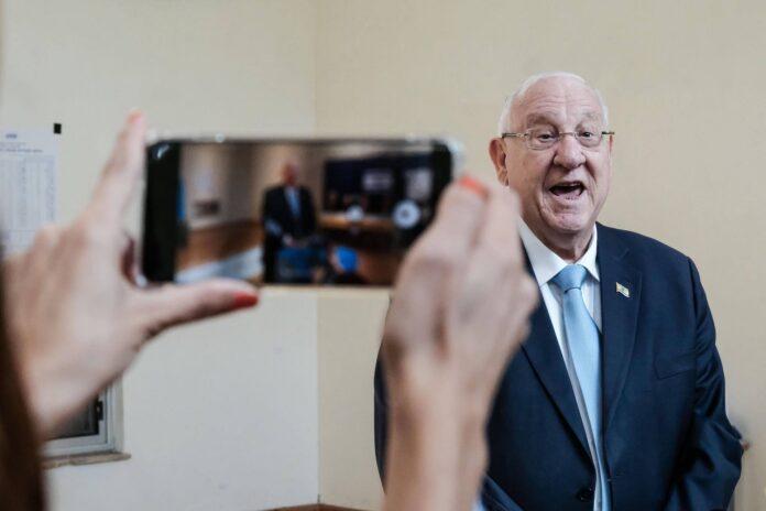Reuven Rivlin war der 10. Präsident des Staates Israel. Foto IMAGO / ZUMA Wire