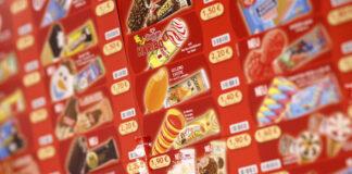 Symbolbild. Eine Eistafel an einem Kiosk. Foto IMAGO / Future Image