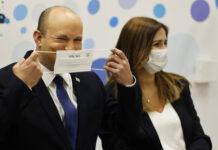 Der israelische Premierminister Naftali Bennett. Foto IMAGO / UPI Photo