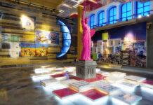 Foto Auswanderermuseum BallinStadt Hamburg