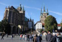 Symbolbild. Dom in Erfurt. Foto IMAGO / Karina Hessland