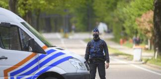 Symbolbild. Polizei Belgien. Foto IMAGO / Belga