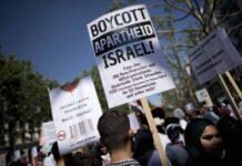 Symbolbild. BDS Demonstration in Berlin 01.06.2019. Foto IMAGO / IPON
