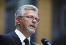 Andrij Melnyk, ukrainischer Botschafter in Deutschland. Foto IMAGO / photothek